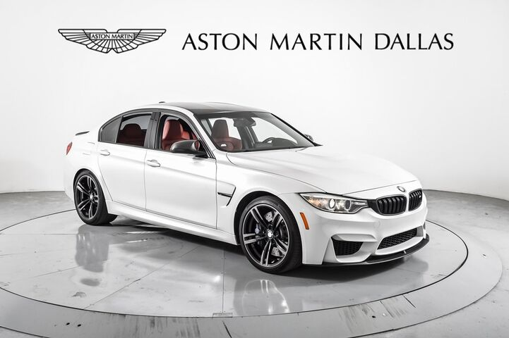 2017 BMW M3 M DOUBLE CLUTCH Dallas TX