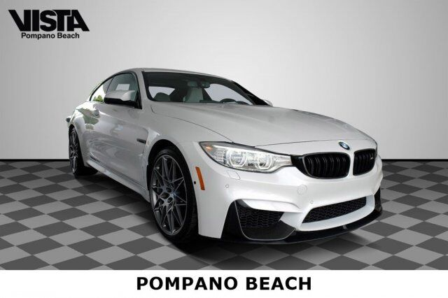 2017 BMW M4 Base Pompano Beach FL