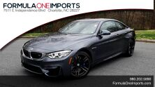 BMW M4 COUPE / 6-SPD MAN / NAV / CF ROOF / HTD STS 2017