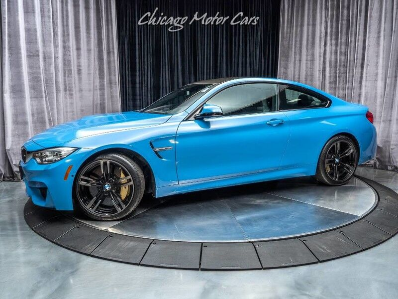 2017_BMW_M4_Coupe MSRP $88k+ Ceramic Brakes!_ Chicago IL