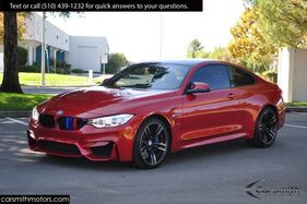 2017_BMW_M4 Loaded with Drivers Assistance PKG MSRP $79,995_Lighting Pkg/Executive Pkg/19 Wheels/Harmon Kardon_ Fremont CA