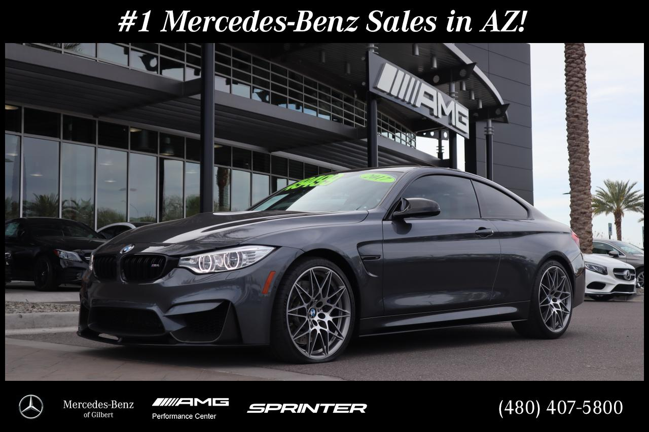 2017 BMW M4 M4 Coupe Gilbert AZ