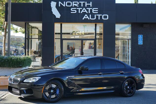 2017_BMW_M6__ Walnut Creek CA
