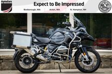 2017 BMW R1200GS Adventure