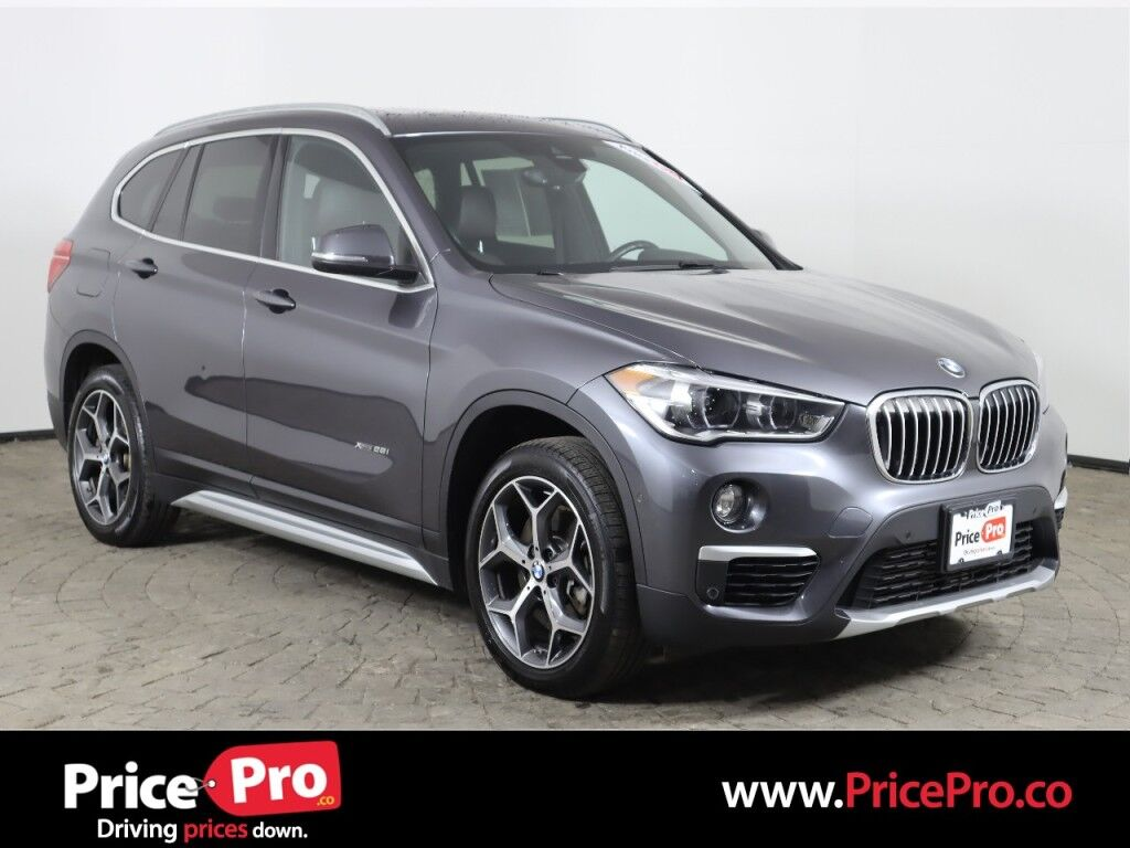 2017 BMW X1 AWD w/Tech PKG/Premium Package/Nav/Pano Roof Maumee OH