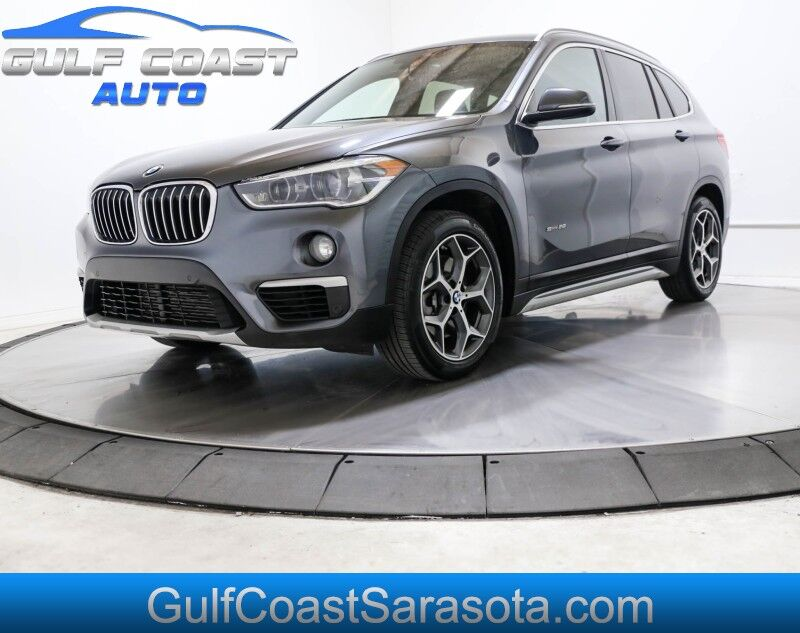 2017 BMW X1 SDRIVE28I LEATHER NAVI SUNROOF EXTRA CLEAN Sarasota FL