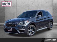 2017_BMW_X1_sDrive28i_ Roseville CA