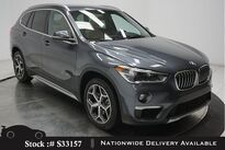 BMW X1 sDrive28i X LINE,PANO,KEY-GO,18IN WLS,LED LIGHTS 2017