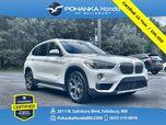 2017 BMW X1 xDrive28i AWD ** Pohanka Certified 10 Year / 100,000  **