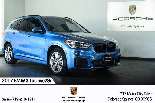2017 BMW X1 xDrive28i Colorado Springs CO