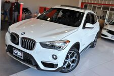 2017 BMW X1 xDrive28i Driving Assistance Package Panoramic Roof Navigation Cold Weather Package