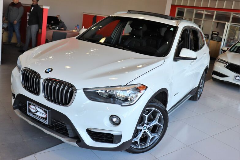2017 BMW X1 xDrive28i Driving Assistance Package Panoramic Roof Navigation Cold Weather Package Springfield NJ