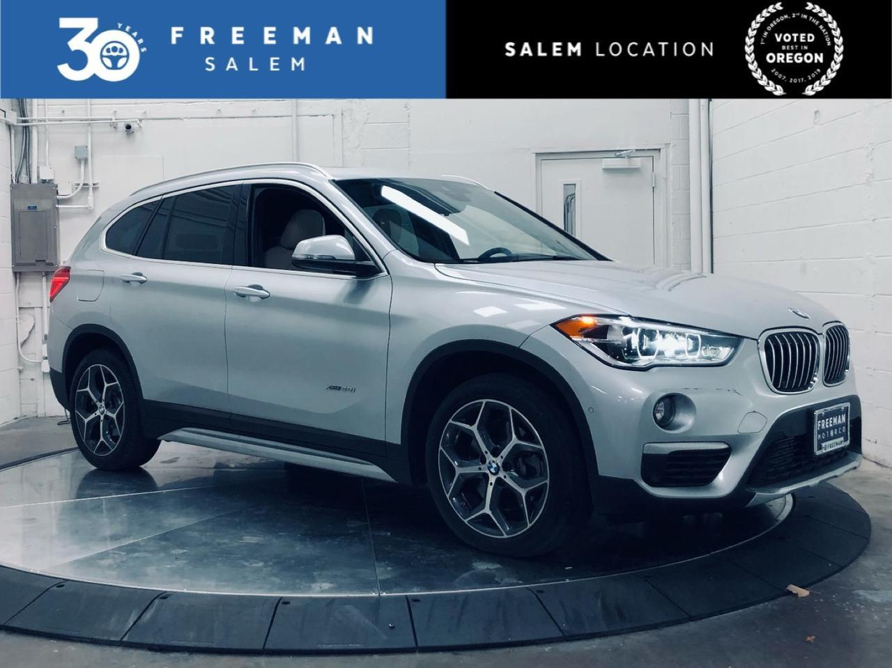 2017 BMW X1 xDrive28i Head-Up Display Cold Weather Package Salem OR
