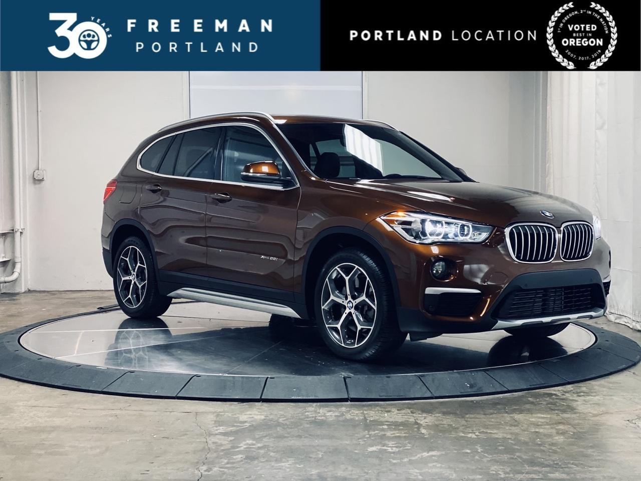 2017 BMW X1 xDrive28i Heads Up Display Harman Kardon Portland OR