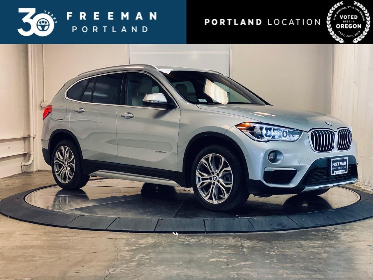 2017 BMW X1 xDrive28i Htd Steering Wheel Panoramic Backup Cam Portland OR