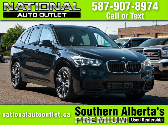 2017 BMW X1 xDrive28i Lethbridge AB