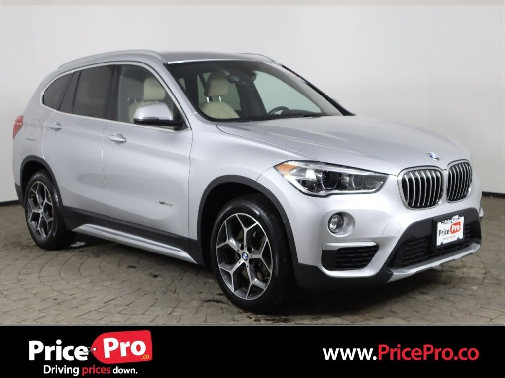 2017 BMW X1 xDrive28i Premium PKG w/Pano Roof Maumee OH