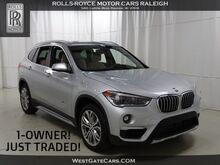 2017_BMW_X1_xDrive28i_ Raleigh NC