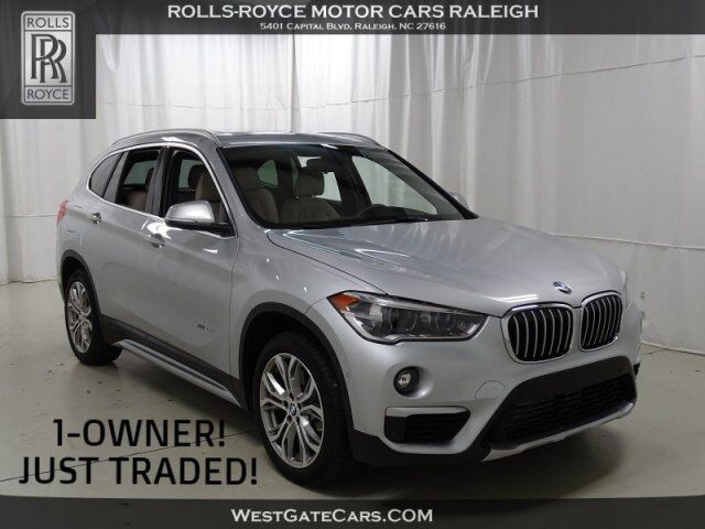 2017 Bmw X1 Xdrive28i Raleigh Nc