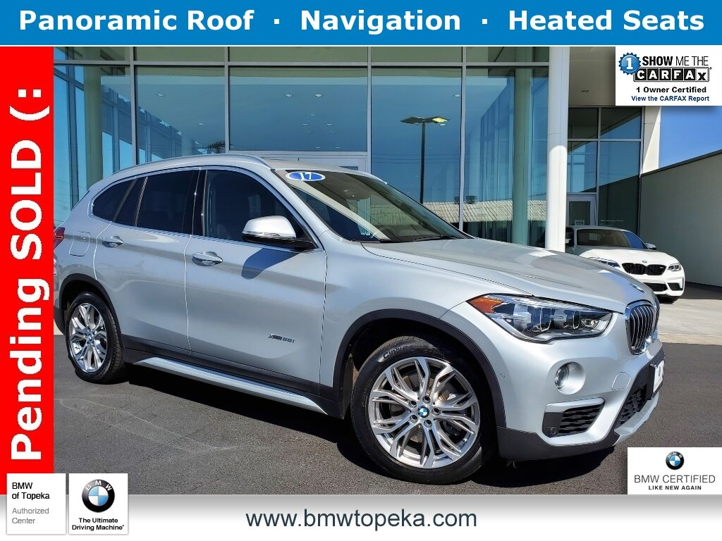 2017 BMW X1 xDrive28i Topeka KS
