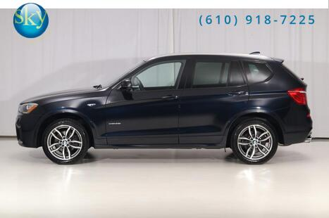 2017 BMW X3 AWD xDrive28i M SPORT West Chester PA