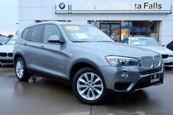 2017_BMW_X3_SDRIVE28I SPORTS ACT_ Wichita Falls TX