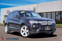 2017_BMW_X3_SDRIVE28I SPORTS ACTIVITY VEHICLE_ Wichita Falls TX