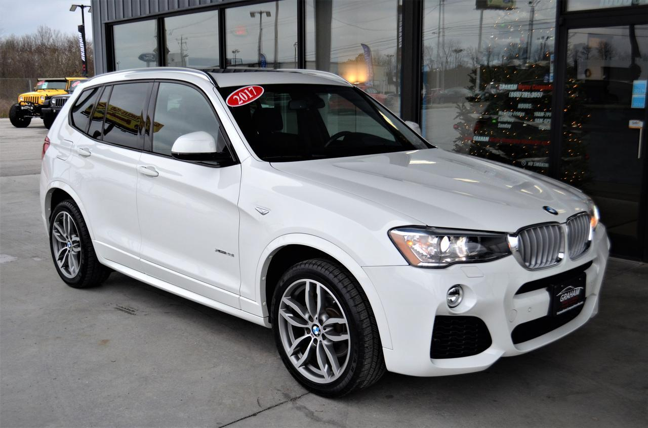 2017 BMW X3 XDRIVE28I Knoxville TN