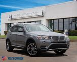 2017 BMW X3 XDRIVE28I SPORTS ACT