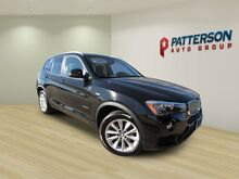 2017_BMW_X3_XDRIVE28I SPORTS ACTIVITY VEHICLE_ Wichita Falls TX