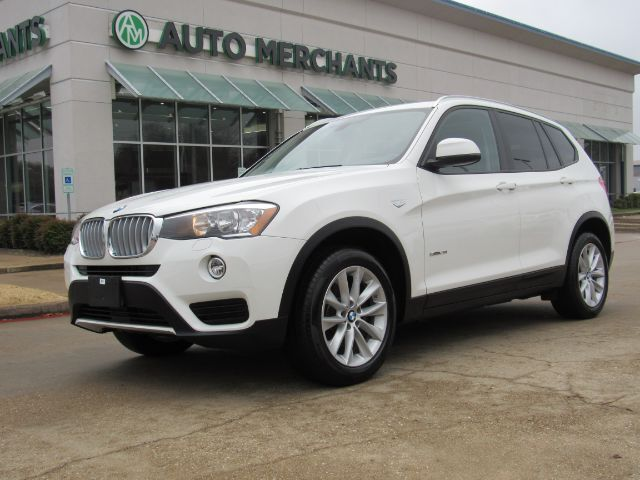 2017 BMW X3 sDrive28i 2.0 4CYL TURBO, AUTOMATIC, LEATHERETTE, PANORAMIC, POWER LIFTGATE, SUNROOF, POWER SEATS Plano TX