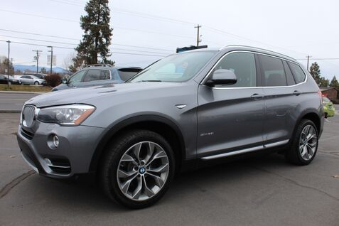 2017_BMW_X3_sDrive28i_ Bend OR