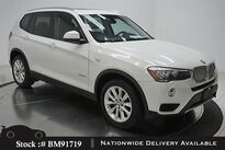 BMW X3 sDrive28i NAV,PANO,KEY-GO,18IN WHLS 2017