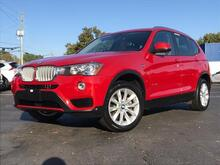 2017_BMW_X3_sDrive28i_ Raleigh NC