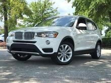 2017_BMW_X3_sDrive28i Sports Activity Vehicle_ Cary NC