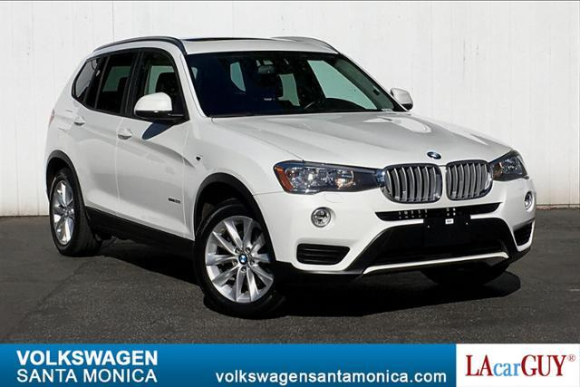 2017_BMW_X3_sDrive28i Sports Activity Vehicle_ Santa Monica CA