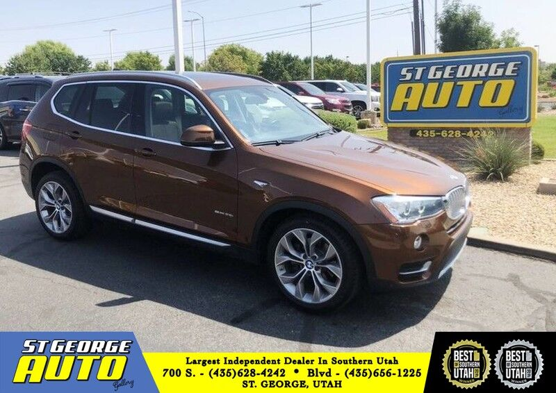 2017 BMW X3 sDrive28i St George UT