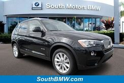 2017_BMW_X3_sDrive28i_ Miami FL