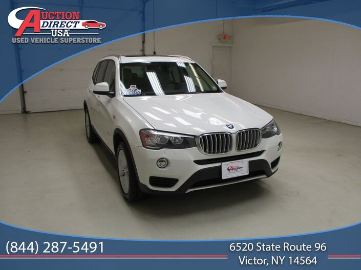 2017 BMW X3 sDrive28i Raleigh