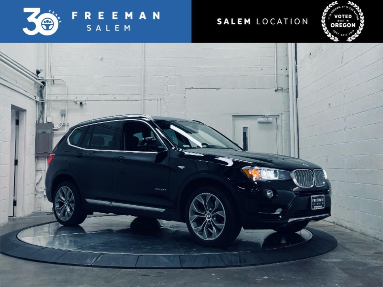2017 BMW X3 xDrive28d Driving Assistance Package Salem OR