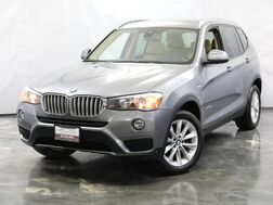 2017_BMW_X3_xDrive28i / 2.0L 4-Cyl Engine / Push Start Button / Sunroof / Navigation / Bluetooth / Apple Car Play_ Addison IL
