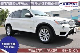 2017_BMW_X3_xDrive28i_ Chantilly VA
