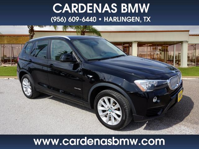 2017 BMW X3 xDrive28i Harlingen TX