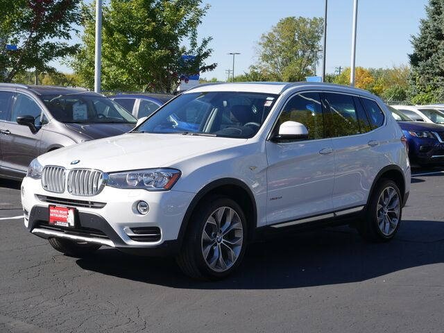 2017 BMW X3 xDrive28i Inver Grove Heights MN
