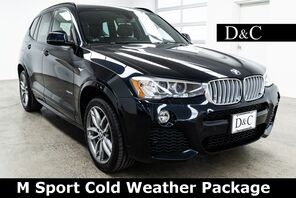 2017_BMW_X3_xDrive28i M Sport Cold Weather Package_ Portland OR