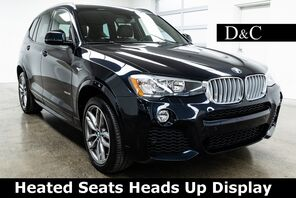 2017_BMW_X3_xDrive28i M Sport Heated Seats Heads Up Display_ Portland OR