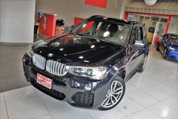 BMW X3 xDrive28i M-Sport Package Premium Cold Weather Technology Driving Assistance Lighting Package Navigation Panoramic Harmon Kardon Wireless Charging Springfield NJ
