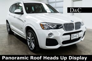 2017_BMW_X3_xDrive28i M Sport Panoramic Roof Heads Up Display_ Portland OR