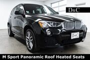 2017 BMW X3 xDrive28i M Sport Panoramic Roof Heated Seats Portland OR