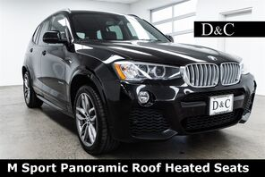2017_BMW_X3_xDrive28i M Sport Panoramic Roof Heated Seats_ Portland OR